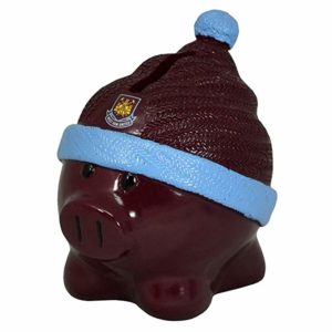 BUY WEST HAM PIGGY BANK IN WHOLESALE ONLINE