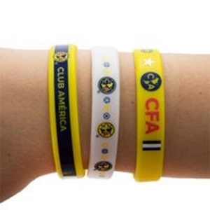 BUY CLUB AMERICA TEAM CREST ASSORTED BRACELET BANDS IN WHOLESALE ONLINE