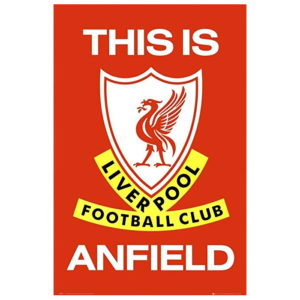 BUY LIVERPOOL CREST POSTER IN WHOLESALE ONLINE