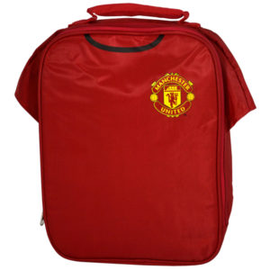 BUY MANCHESTER UNITED SOFT LUNCH BAG IN WHOLESALE ONLINE