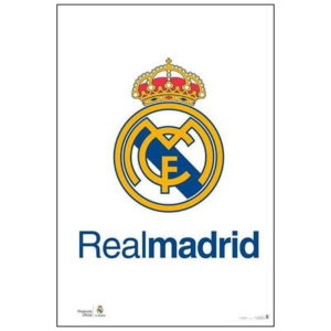 BUY REAL MADRID CREST POSTER IN WHOLESALE ONLINE