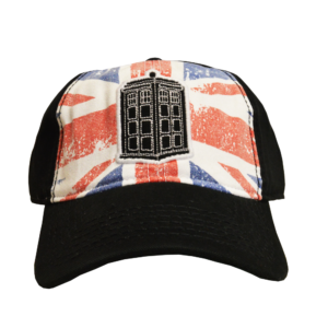 BUY DOCTOR WHO UNION JACK TARDIS BASEBALL HAT IN WHOLESALE ONLINE