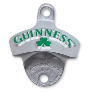 BUY GUINNESS SHAMROCK WALL MOUNTED BOTTLE OPENER IN WHOLESALE ONLINE