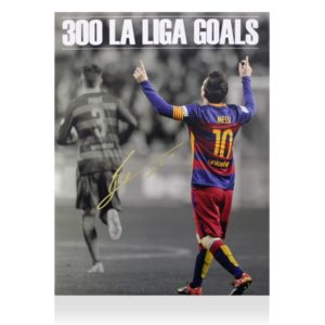 BUY AUTHENTIC SIGNED LIONEL MESSI BARCELONA PHOTO IN WHOLESALE ONLINE