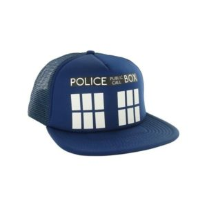 BUY DOCTOR WHO TARDIS BASEBALL HAT IN WHOLESALE ONLINE