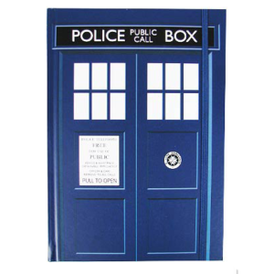 BUY DOCTOR WHO TARDIS NOTEBOOK IN WHOLESALE ONLINE