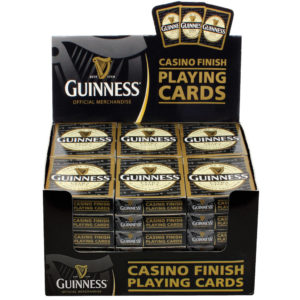 BUY GUINNESS LABEL PLAYING CARDS IN WHOLESALE ONLINE