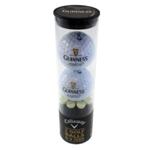 BUY GUINNESS GOLF BALL TEE SET IN WHOLESALE ONLINE