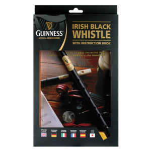BUY GUINNESS IRISH TIN WHISTLE AND BOOK IN WHOLESALE ONLINE