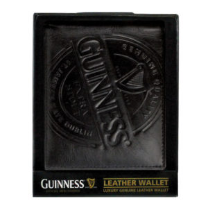BUY GUINNESS LABEL LEATHER WALLET IN WHOLESALE ONLINE