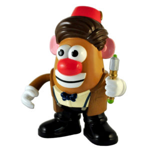 BUY DOCTOR WHO 11TH DOCTOR MR POTATO HEAD IN WHOLESALE ONLINE