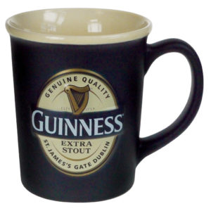 BUY GUINNESS LARGE LABEL EMBOSSED MUG IN WHOLESALE ONLINE