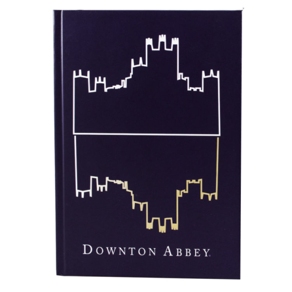 BUY DOWNTON ABBEY PURPLE NOTEBOOK IN WHOLESALE ONLINE