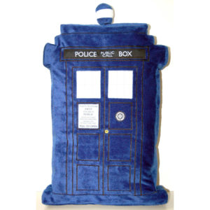 BUY DOCTOR WHO TARDIS CUSHION IN WHOLESALE ONLINE