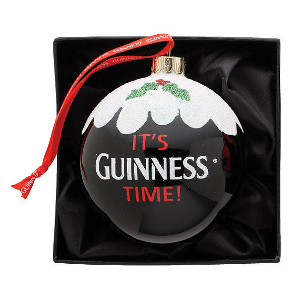 BUY GUINNESS PINT CHRISTMAS BAUBLE IN WHOLESALE ONLINE