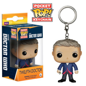 BUY DOCTOR WHO FUNKO POP 12TH DOCTOR KEYCHAIN IN WHOLESALE ONLINE