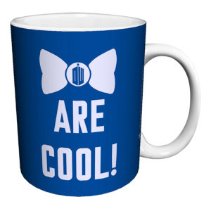 BUY DOCTOR WHO BOWTIES ARE COOL MUG IN WHOLESALE ONLINE