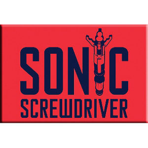 BUY DOCTOR WHO SONIC SCREWDRIVER MAGNET IN WHOLESALE ONLINE