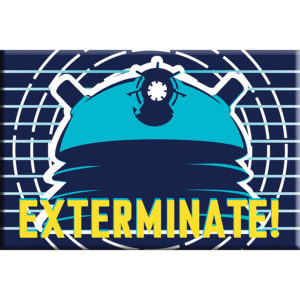 BUY DOCTOR WHO DALEK EXTERMINATE MAGNET IN WHOLESALE ONLINE