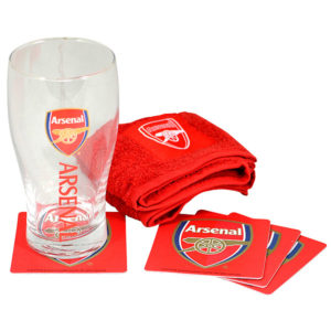 BUY ARSENAL MINI BAR SET IN WHOLESALE ONLINE