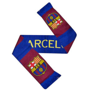 BUY BARCELONA SCARF IN WHOLESALE ONLINE