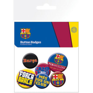 BUTTONS, PINS & STICKERS