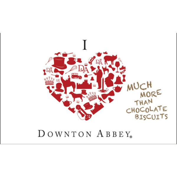 BUY DOWNTON ABBEY I LOVE DOWNTON ABBEY BISCUIT TIN IN WHOLESALE ONLINE