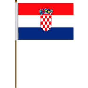 BUY CROATIA STICK FLAG IN WHOLESALE ONLINE