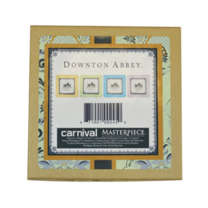 BUY DOWNTON ABBEY COASTER SET IN WHOLESALE ONLINE
