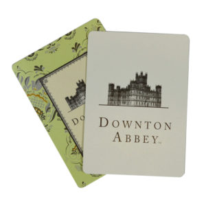BUY DOWNTON ABBEY PREMIUM PLAYING CARDS IN WHOLESALE ONLINE