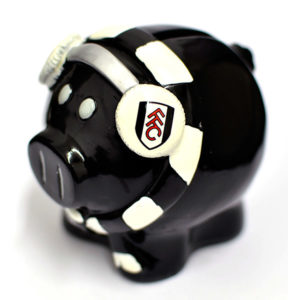 BUY FULHAM PIGGY BANK IN WHOLESALE ONLINE