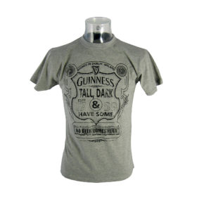 BUY GUINNESS GREY TALL DARK AND HAVE SOME T-SHIRT IN WHOLESALE ONLINE