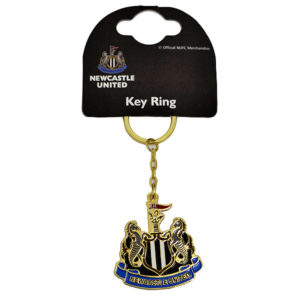 BUY NEWCASTLE UNITED CREST KEYCHAIN IN WHOLESALE ONLINE