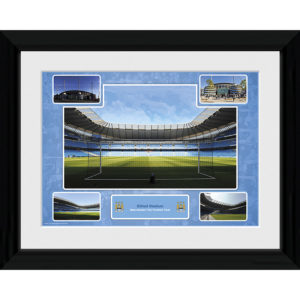 BUY MANCHESTER CITY STADIUM FRAMED PICTURE IN WHOLESALE ONLINE