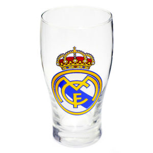 BUY REAL MADRID PINT GLASS IN WHOLESALE ONLINE