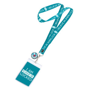 BUY SHERLOCK I AM SHER LOCKED LANYARD IN WHOLESALE ONLINE