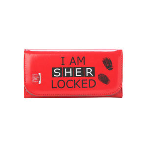 BUY SHERLOCK I AM SHER LOCKED PURSE IN WHOLESALE ONLINE