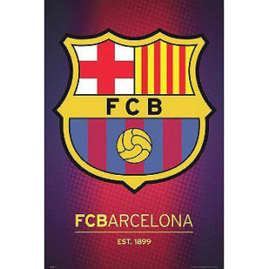 BUY BARCELONA CREST POSTER IN WHOLESALE ONLINE