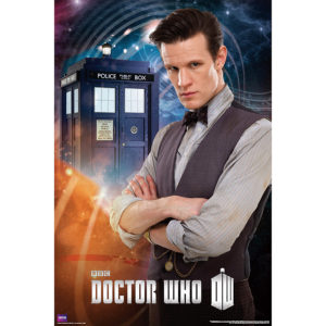 BUY DOCTOR WHO 11TH DOCTOR POSTER IN WHOLESALE ONLINE