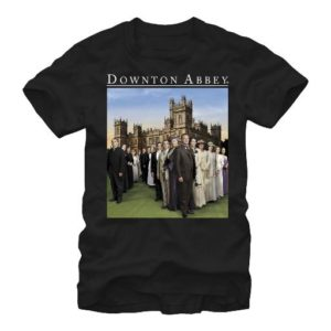 BUY DOWNTON ABBEY FAMILY T-SHIRT IN WHOLESALE ONLINE