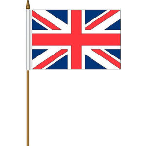 BUY UNITED KINGDOM STICK FLAG IN WHOLESALE ONLINE