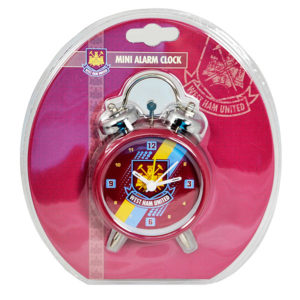 BUY WEST HAM ALARM CLOCK IN WHOLESALE ONLINE
