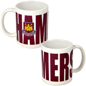 BUY WEST HAM MUG IN WHOLESALE ONLINE