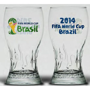 BUY 2014 WORLD CUP PINT GLASS IN WHOLESALE ONLINE