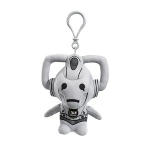 BUY DOCTOR WHO CYBERMAN PLUSH KEYCHAIN IN WHOLESALE ONLINE