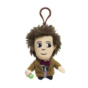 BUY DOCTOR WHO 11TH DOCTOR TALKING PLUSH KEYCHAIN IN WHOLESALE ONLINE