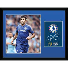 BUY DIEGO COSTA FRAMED PICTURE IN WHOLESALE ONLINE