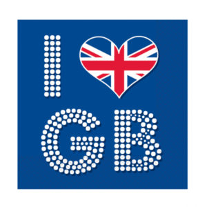 BUY I LOVE GREAT BRITAIN NAPKINS IN WHOLESALE ONLINE