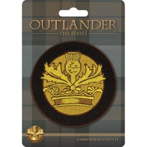 BUY OUTLANDER CROWN AND THISTLE PATCH IN WHOLESALE ONLINE
