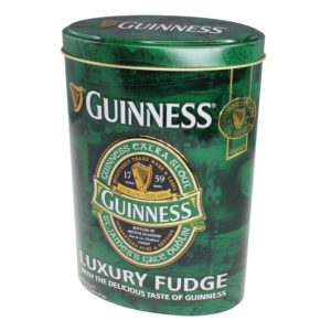 BUY GUINNESS GREEN IRELAND COLLECTION FUDGE GIFT TIN